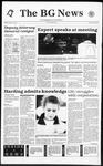 The BG News January 28, 1994