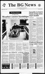 The BG News January 31, 1994
