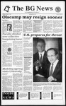 The BG News February 3, 1994