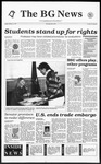 The BG News February 4, 1994