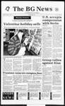 The BG News February 14, 1994