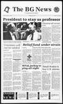 The BG News February 17, 1994