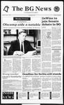 The BG News February 21, 1994