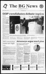 The BG News February 22, 1994
