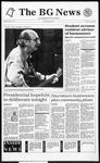 The BG News March 3, 1994