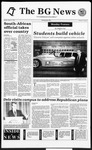 The BG News March 14, 1994