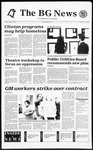 The BG News March 15, 1994