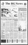 The BG News March 18, 1994
