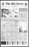 The BG News March 18, 1994