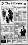 The BG News April 7, 1994