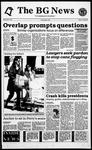 The BG News April 8, 1994