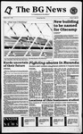 The BG News April 11, 1994