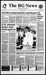 The BG News April 15, 1994