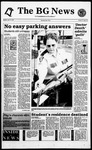 The BG News April 18, 1994