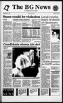 The BG News April 21, 1994