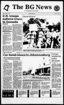 The BG News April 25, 1994