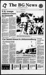 The BG News April 25, 1994