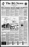 The BG News May 18, 1994