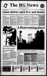 The BG News July 6, 1994