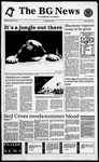 The BG News August 3, 1994