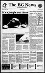 The BG News August 3, 1994