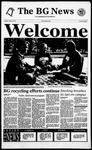 The BG News August 22, 1994