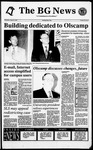 The BG News August 24, 1994