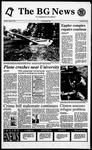 The BG News August 25, 1994