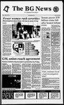 The BG News August 26, 1994