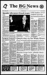 The BG News August 30, 1994