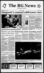The BG News August 31, 1994