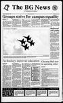 The BG News September 6, 1994