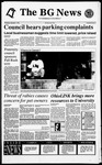The BG News September 7, 1994