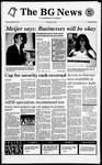 The BG News September 8, 1994