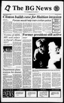 The BG News September 16, 1994