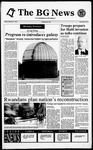 The BG News September 19, 1994
