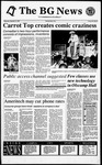 The BG News September 21, 1994