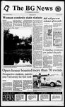 The BG News September 26, 1994