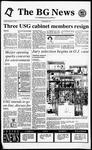 The BG News September 27, 1994