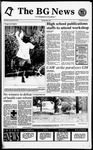 The BG News September 28, 1994