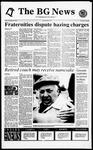 The BG News September 30, 1994