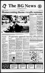 The BG News October 5, 1994