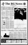 The BG News October 6, 1994