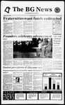 The BG News October 7, 1994