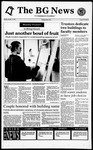The BG News October 10, 1994