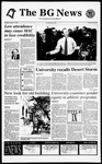 The BG News October 13, 1994