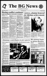 The BG News October 14, 1994