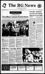 The BG News October 17, 1994