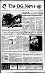 The BG News October 18, 1994