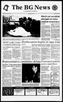 The BG News October 20, 1994